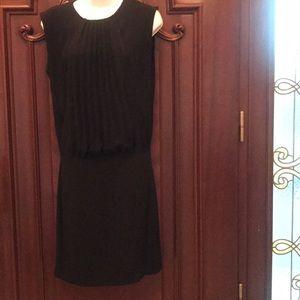 Black cocktail dress Sandro